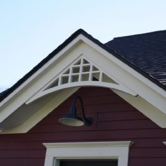 Gable Pediments