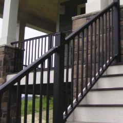 Afco Series 100, Afco Aluminum Railing Kits [Adjustable Stair]