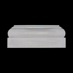 TBS Square Tuscan Base, FIBERGLASS, Various Sizes