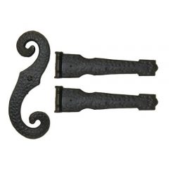 Decorative Hinge and S-Hook (6 sets/box)