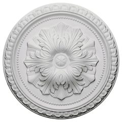 "CM18RI 18""OD x 2""ID x 1-3/8""P Richmond Ceiling Medallion"