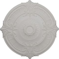 "CM39AT 39-1/2""OD x 3-3/4""ID x 2-1/2""P Attica Ceiling Medallion"