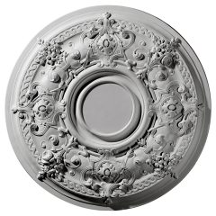 "CM29DA 29-1/4""OD Darnay Ceiling Medallion (Fits Canopies up to 7-1/4"")"