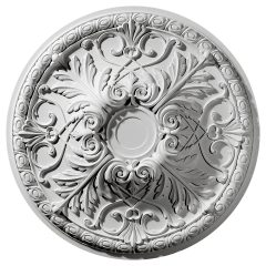 "CM32TN 32-3/8""OD Tristan Ceiling Medallion (Fits Canopies up to 6-1/4"")"
