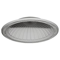 "DOME42HA 42-7/8""OD x 35-3/8""ID x 8-1/4""D Hamilton Recessed Mount Ceiling Dome (36-1/2"" Diameter x 9-1/4""D Rough Opening)"
