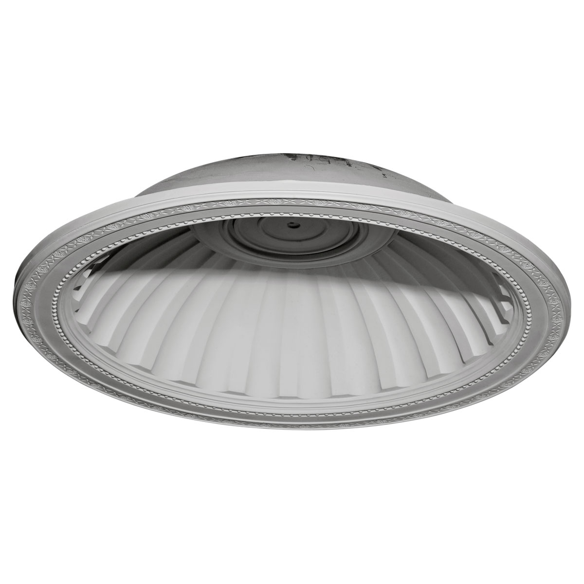 """DOME31MI 31-7/8""""OD x 25-1/8""""ID x 7-3/8""""D Milton Recessed Mount Ceiling Dome (25-1/8""""Diameter x 6-7/8""""D Rough Opening)"""