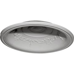 "DOME35CH 35""OD x 27-7/8""ID x 5-5/8""D Chesterfield Recessed Mount Ceiling Dome (29-1/2""Diameter x 6-5/8""D Rough Opening)"