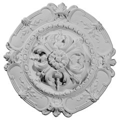 "CM16SO 16-1/2""OD x 2-3/8""P x 2-7/8""C Southampton Ceiling Medallion"