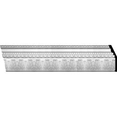 """11-7/8""""H x 4""""P x 12-5/8""""F x 96""""L Chesterfield Dentil & Egg Crown Mouldings (12 Inch Sample of MLD11X04X12CH )"""