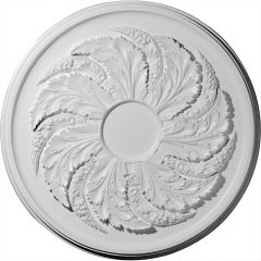 """CM42SK 42-1/8""""OD Sellek Ceiling Medallion (Fits Canopies up to 9"""")"""