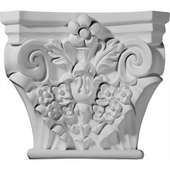 """CAP11X07X11AT 11-5/8""""W x 7-3/8""""D x 10""""H Anthony Capital (Fits Pilasters up to 7""""W x 1""""D)"""