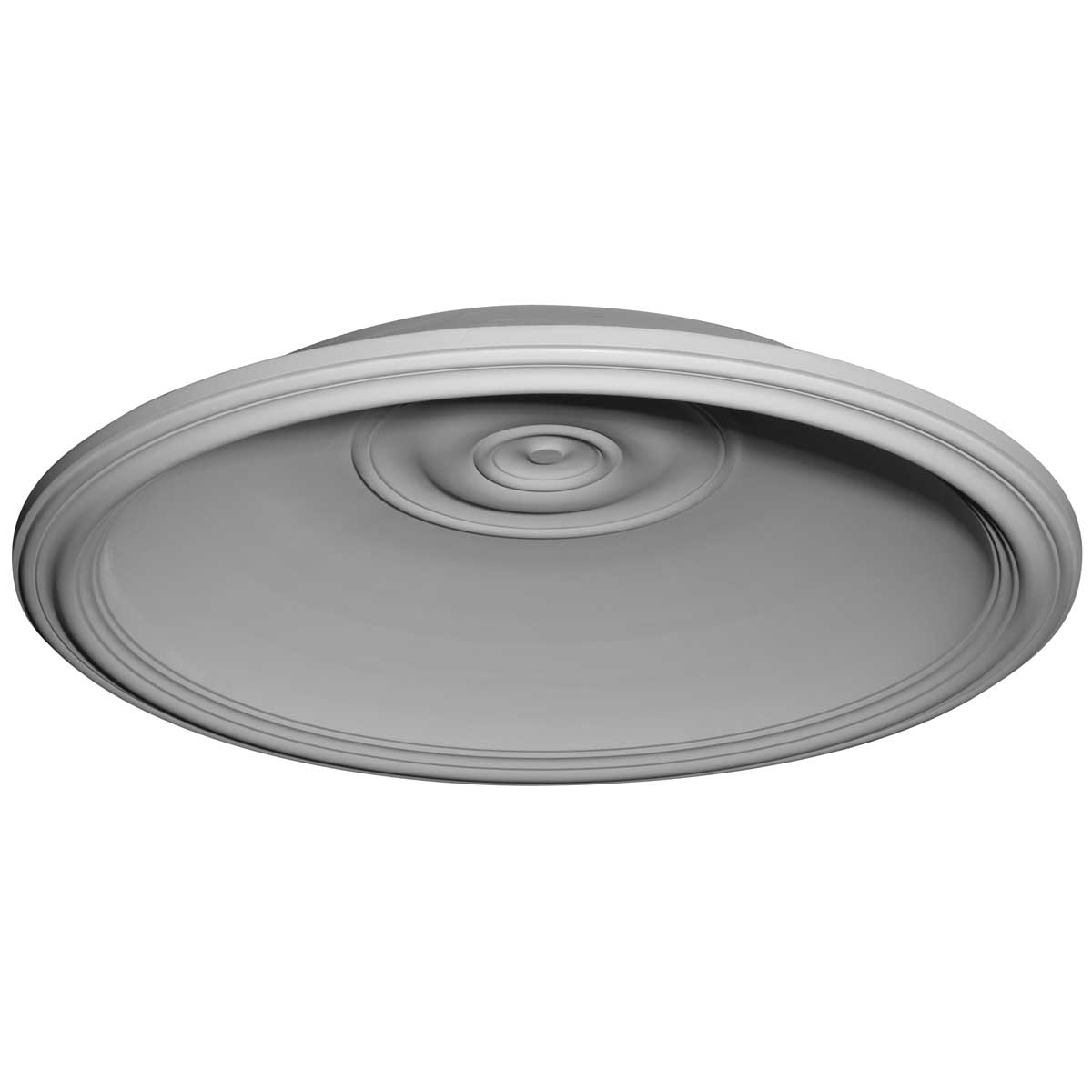 """DOME32TR 36-5/8""""OD x 32-5/8""""ID x 6-1/2""""D Traditional Recessed Mount Ceiling Dome (32-5/8""""Diameter x 6""""D Rough Opening)"""