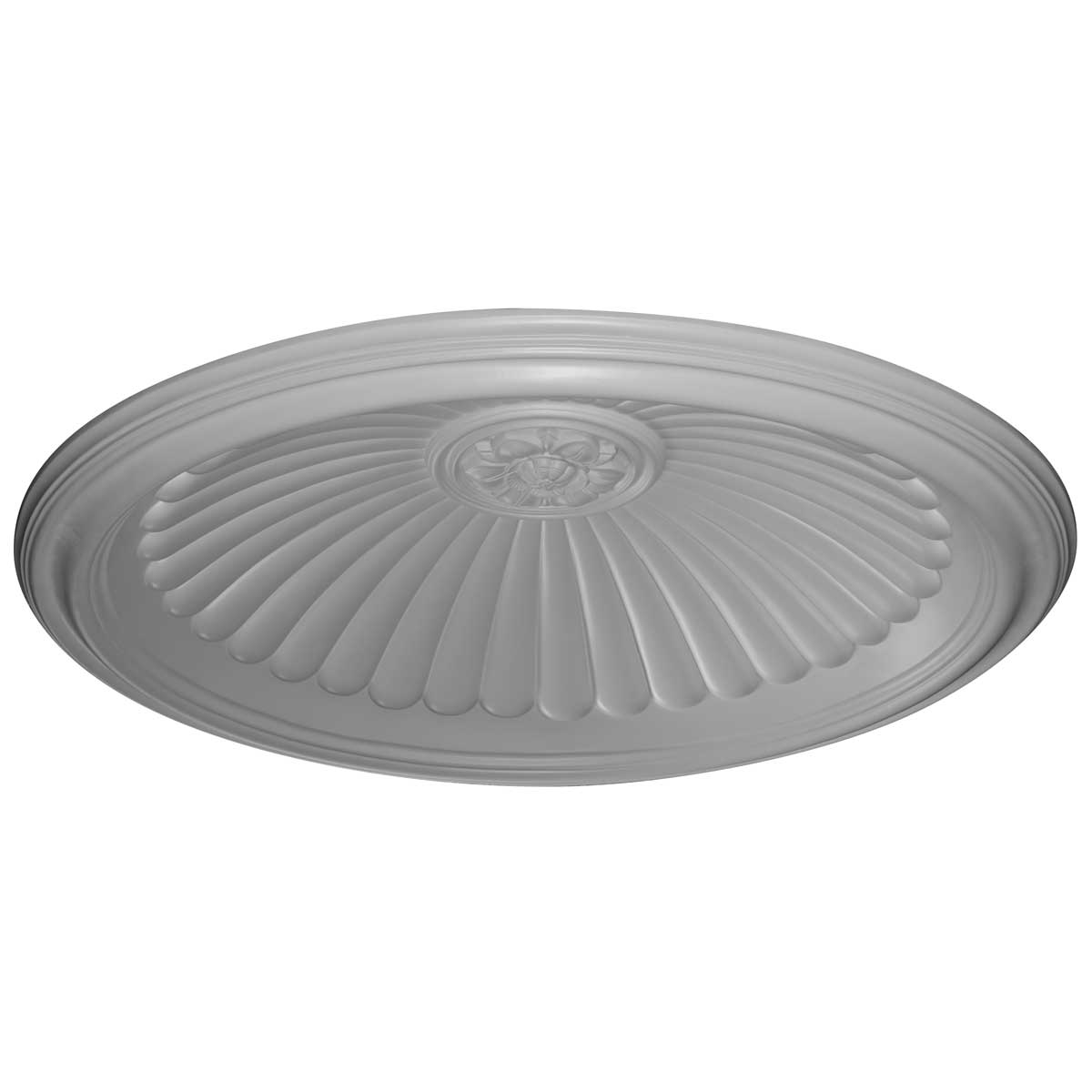 """DOME44ED 44-1/8""""OD x 37""""ID x 6-7/8""""D,Edwards Ceiling Dome,3-1/2""""W Trim (36-1/2""""Diameter x 8-7/8""""D Rough Opening)"""