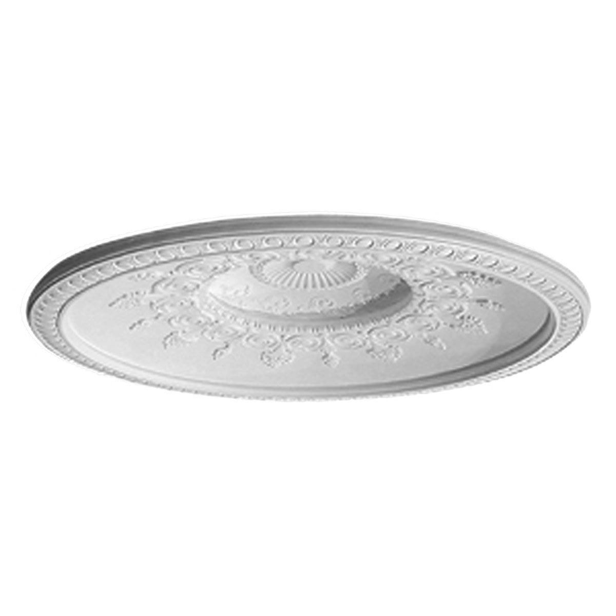 """DOME47AN 47-1/2""""OD x 41-3/4""""ID x 8-5/8""""D,Andrea Ceiling Dome,2-7/8""""W Trim (41-3/8"""" Diameter x 7""""D Rough Opening)"""