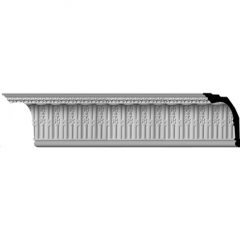 "MLD11X08X13SP 11-3/8""H x 8-1/8""P x 13-7/8""F x 96""L,(3"" Repeat) Springtime Crown Molding"