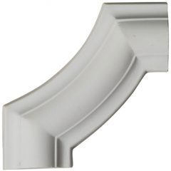 "PML04X04AS 4""W x 4""H x 1/2""P Ashford Smooth Panel Molding Corner"