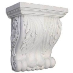 C8004 Decorative Corbel, 8-5/16'' Hx7-1/4'' Wx4-1/8'' D