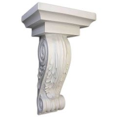 C8006 Decorative Corbel, 20-1/2'' Hx11-3/4'' Wx8-1/4'' D