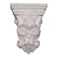 C8018 Decorative Corbel, 8-1/2'' Hx6-1/4'' Wx3'' D