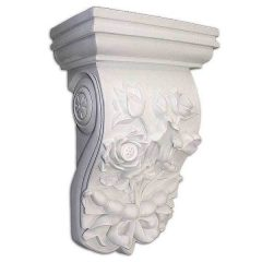 C8033 Decorative Corbel, 12-3/8'' Hx8'' Wx4-1/2'' D