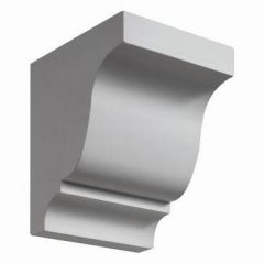 "DTLB6X4X6 DENTIL BLOCK, Fypon Sculptured 6-1/8"" H x 4-3/4"" W x 5-1/2"" Projection"