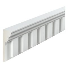"MLD336-16 MOULDING, Fypon Dentil 3"" x 9-1/2"" x 16'"