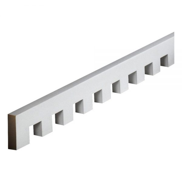 "MLD354-12 MOULDING, Fypon Dentil 3-1/16"" x 12'-2-1/4"""