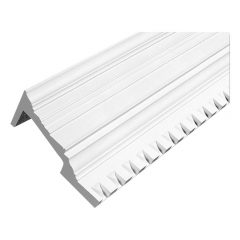 "MLD419-12 MOULDING, Fypon Dentil 6-3/4"" X 14-1/2"" X 148-5/16"""