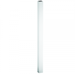 "44043275SS Square Spindle (one) (1-1/2""x1-1/2""x32-3/4"") [White]"
