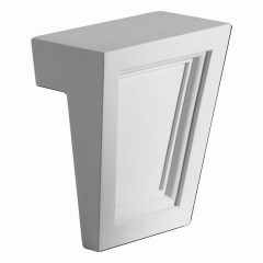 KEYSTONE, Fypon Recessed Panel Fits All 4F Window Trim