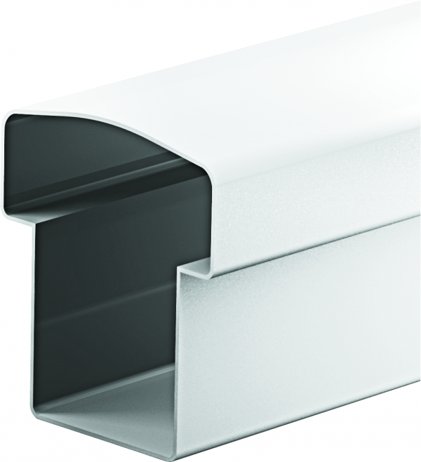 Top Rails Only [WHITE] for QuickRail System
