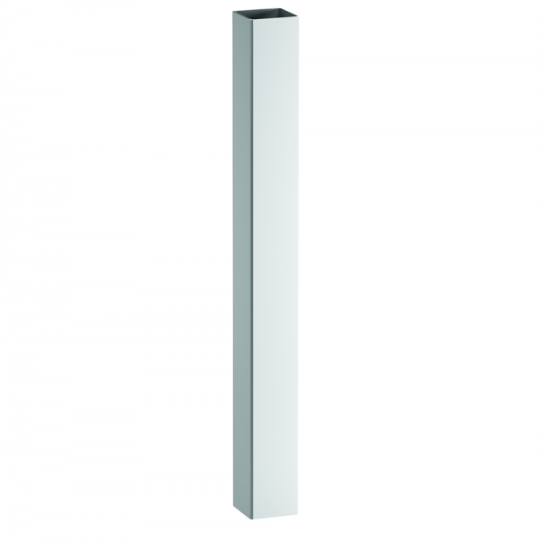 Post Sleeves, Different Lengths, PVC [WHITE]