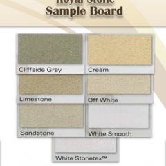 Royals Stone Sample Board Buy a Royal Stone Sample Board