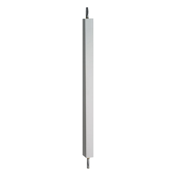 "1-3/4""W X 28""H Fypon Square Baluster (BAL2X28SQ)"