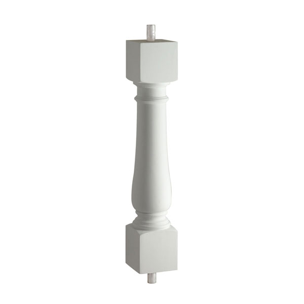 """20""""H x 2-1/2""""W Fypon Classic Baluster"""