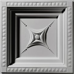 "CT24X24ST24""W x 24""H x 2 7/8""P Star Ceiling Tile"
