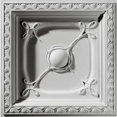 "CT24X24CO24""W x 24""H x 2 7/8""P Colonial Ceiling Tile"