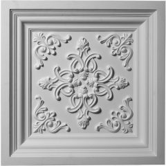 "CT24X24KI24""W x 24""H x 2 3/8""P Kinsley Ceiling Tile"