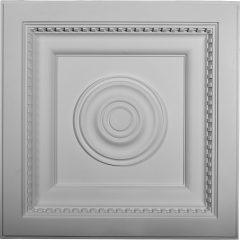 "CT24X24AS23 7/8""W x 23 7/8""H x 3""P Ashford Ceiling Tile"