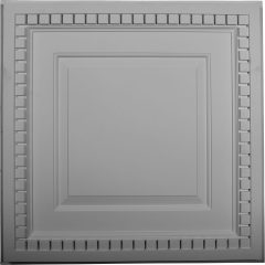 "CT24X24DE23 3/4""W x 23 3/4""H x 1 5/8""P Dentil Ceiling Tile"