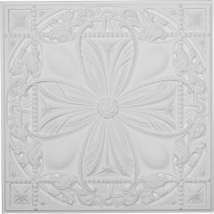 "CT24X24CE24""W x 24""H x 3/4""P Cole Ceiling Tile"